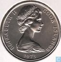 Cook Islands 50 cents 1973