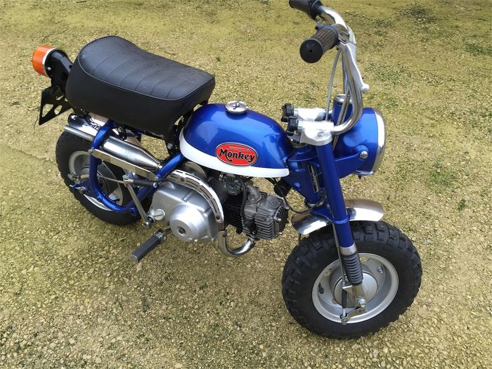 honda 50cc monkey z50a around 1970 catawiki. Black Bedroom Furniture Sets. Home Design Ideas