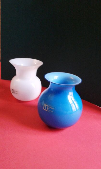 V Nason C Small Decorative Murano Vases Catawiki