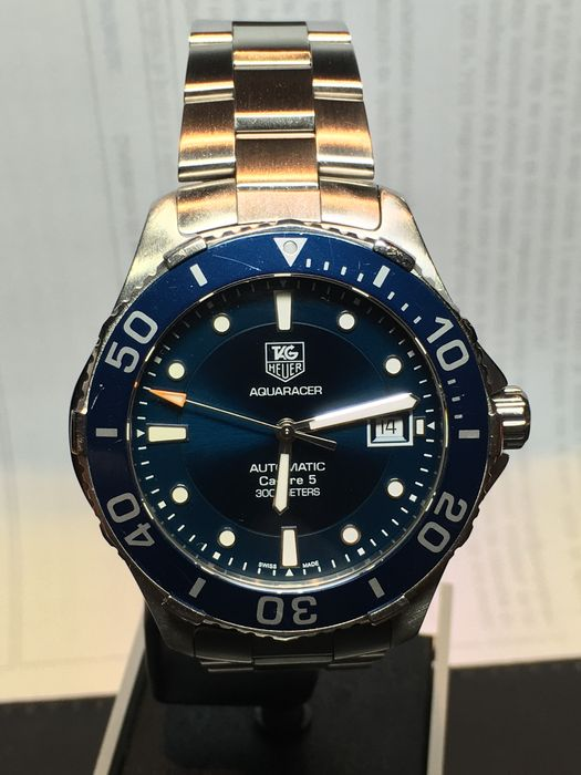 1a3581024a2 Tag Heuer Aquaracer - Men's watch - Catawiki