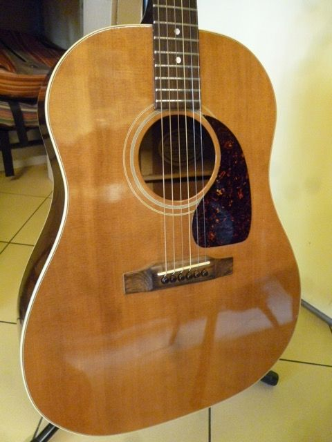 Gibson J 45 acoustic guitar - Catawiki