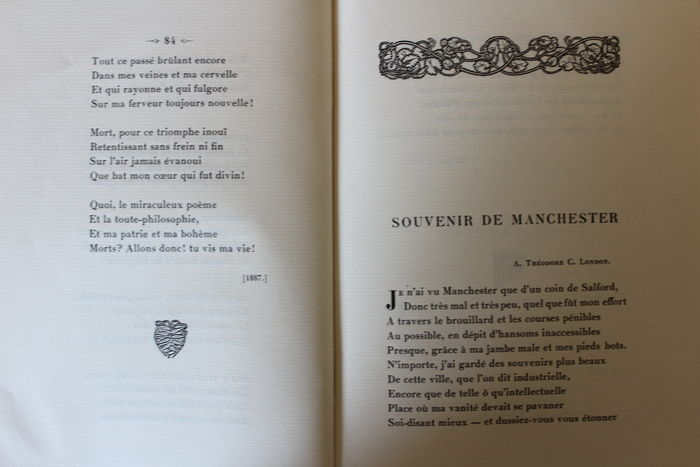 Paul Verlaine Romances Sans Paroles Suivi De Poèmes D