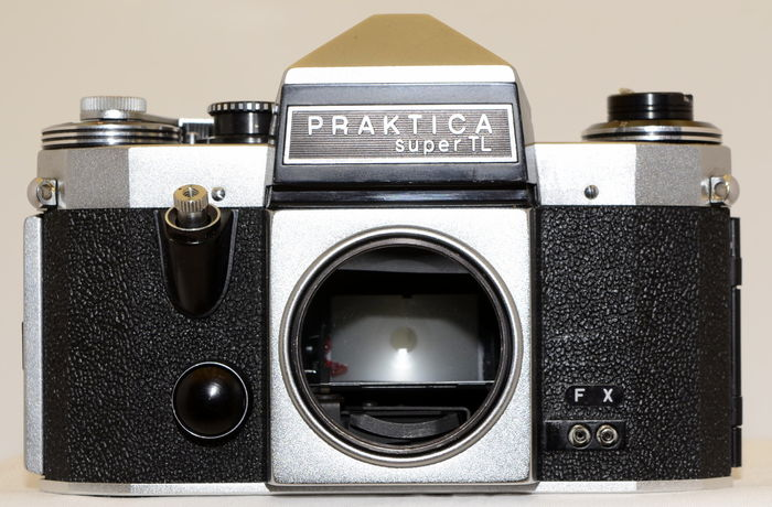 Praktica super tl body praktica mtl with pentacon auto