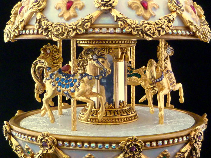 how to buy faberge carousel