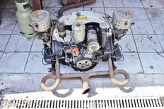 Porsche 356 engine block - 1.6 - 95hp - engine runs