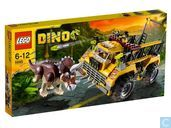 Lego 5885 Triceratops Trapper
