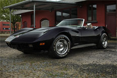 Chevrolet - Corvette Stingray C3 350 Cabriolet - 1974