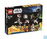 Lego 7958 Advent Calendar 2011 Star Wars