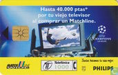 Phillips Matchline TV