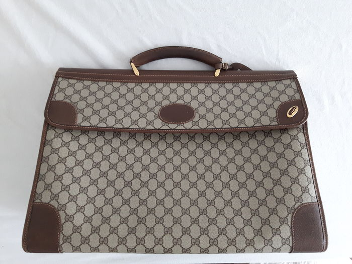 Gucci - Sac cabas   weekend sac - Vintage - Catawiki 4fc6954b613