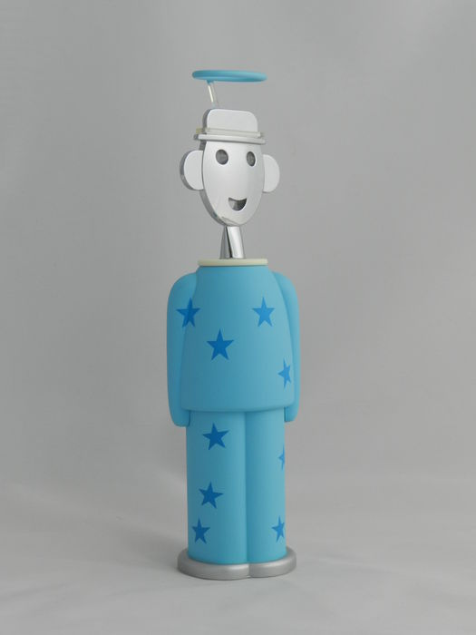 A Mendini For Alessi Alessandro M Angel Corkscrew