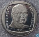 "Zuid-Afrika 1 rand 1990 ""The end of Pieter Willem Botha's presidency"""