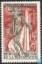 Postage Stamps - France [FRA] - National Memorial of the Deportation
