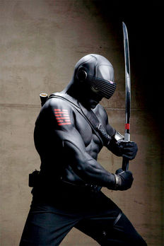 G.I. Joe - Snake Eyes replica sword - 1:1 - Katana