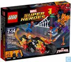 Lego 76058 Spider-Man: Ghost Rider Team-up
