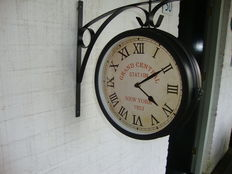 Beautiful nostalgic station clock - Grand Central Station NEW YORK - second half of the 20th century