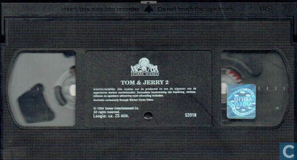 Tom & Jerry 2 - VHS video tape - Catawiki