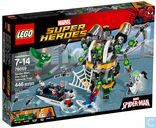 Lego 76059 Spider-Man: Doc Ock's Tentacle Trap
