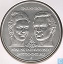 "Zweden 50 kronor 1976 ""Wedding of king Carl XVI Gustaf and Queen Silvia"""