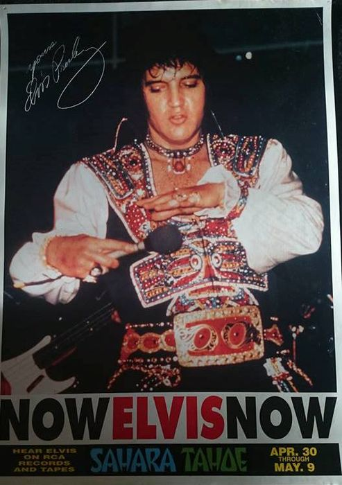 Lot Of 3 Elvis Presley Posters 2 Large 100 X 70 Cm And One 59 42 All Three MINT