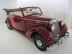 Mercedes-Benz - 170 S decappottabile B - 1950