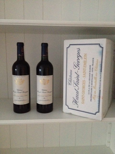 2005 hâteau Haut St-Georges, Saint-Emilion (6 bottles) in original box