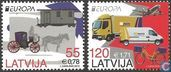 Europa - Postal Vehicles