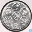 "België 500 francs 1980 ""150th Anniversary of Independence"" (NLD)"