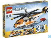 Lego 7345 Transport Chopper