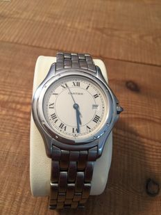 Cartier Cougar - Men's wristwatch - 1990s