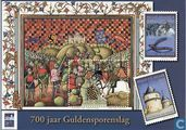 700 Jr.Guldensporenslag