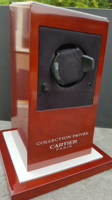 Watch winder – Cartier private collection