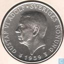 "Sweden 5 kronor 1959 ""150th Anniversary of the Constitution of Sweden"""