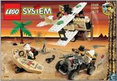 Lego 5948 Desert Expedition (2879)
