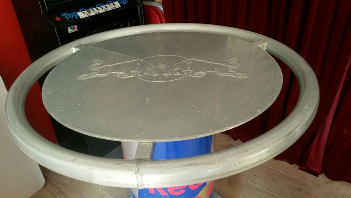 Statafel Red Bull.Red Bull Formula 1 Standing Table 110 X 85 Cm Catawiki