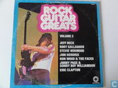 Rock Guitar Greats Volume 2