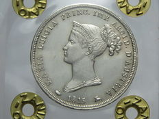 Duchy of Parma – 2 Lire coin, 1815 – Marie Louise – silver