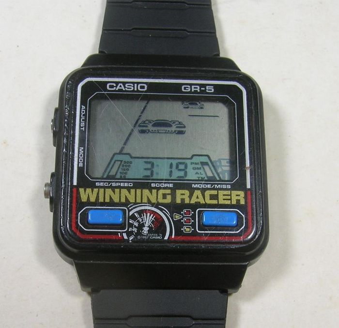 Casio Montre Pour Homme Racer Gr Catawiki 1987 Jeu Winning – 5 xCBreod