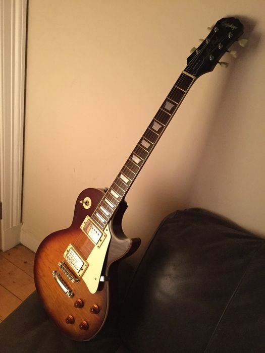 Epiphone Les Paul Standard Flame Maple+ Special
