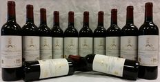 "2011 Mouton Cadet B.P. de Rothschild – Bordeaux – ""80th Anniversary Commemorative (white) Labels"" – 12 bottles"
