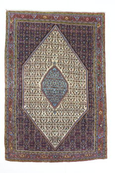 BIDJAR rug, Iran, 1949, known as iron rug - indestructable!