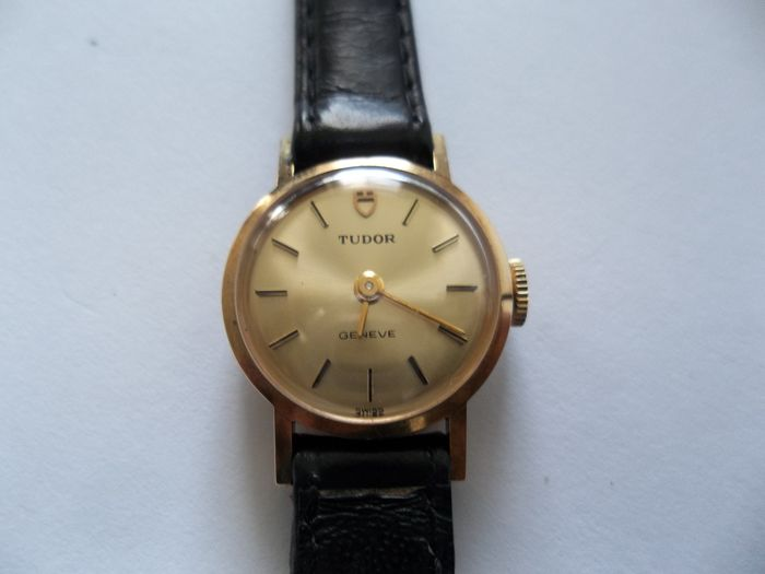 Tudor rolex ladies geneve wristwatch 1990s catawiki for Tudor geneve watches