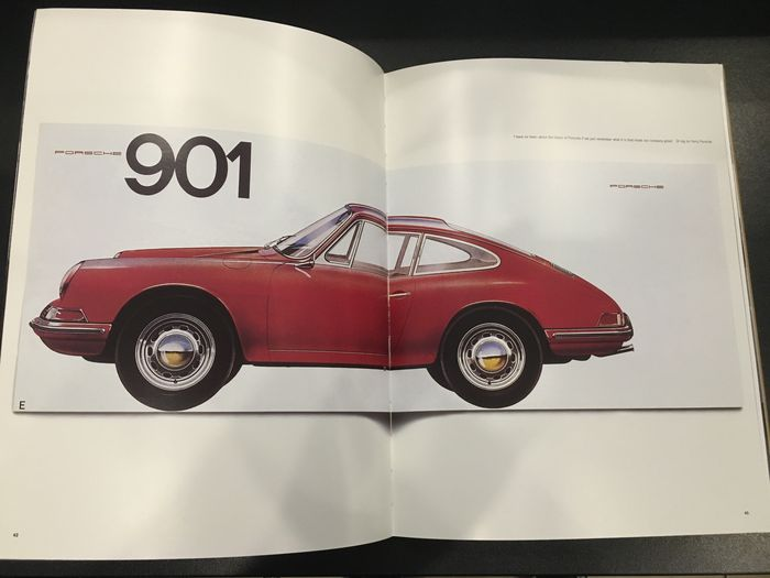 Porsche Celebration Book - Distribuited only for Porsche Club of UK