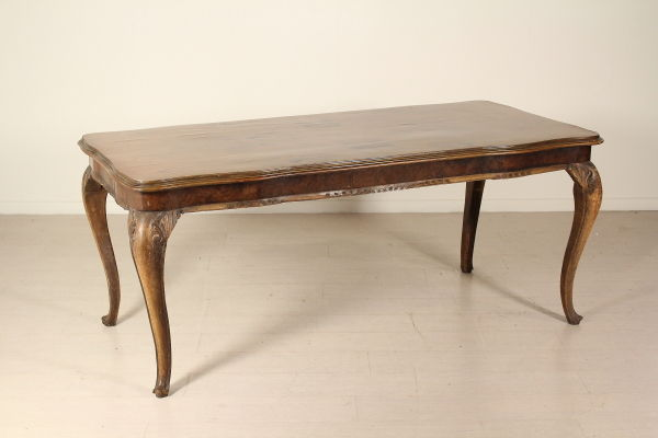 Chippendale table - early 20th century - Italy