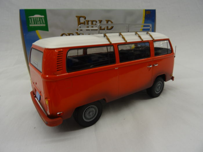 Greenlight - Scale 1/18 - Volkswagen Bus T2