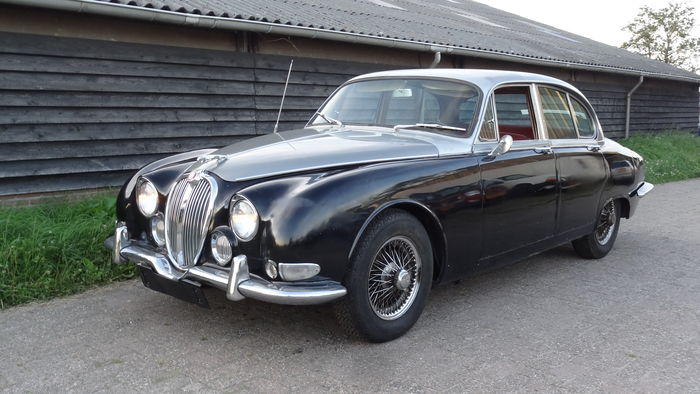 jaguar - s-type 3.8 s - 1966 - catawiki