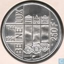 "België  250 francs 1994 ""BE-NE-LUX Treaty"""