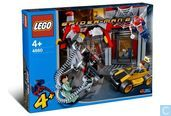 Lego 4860 Doc Ock's Cafe Attack