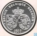 "Monnaies - Belgique - Belgique 250 francs 1995 ""60th Anniversary - Death of Queen Astrid"""