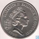 "Guernsey 2 pounds 1988 ""William II"""